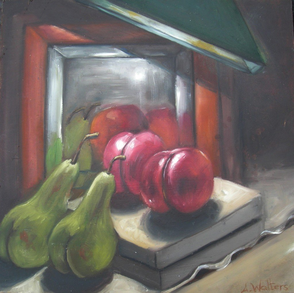 Green Fruit. 2009